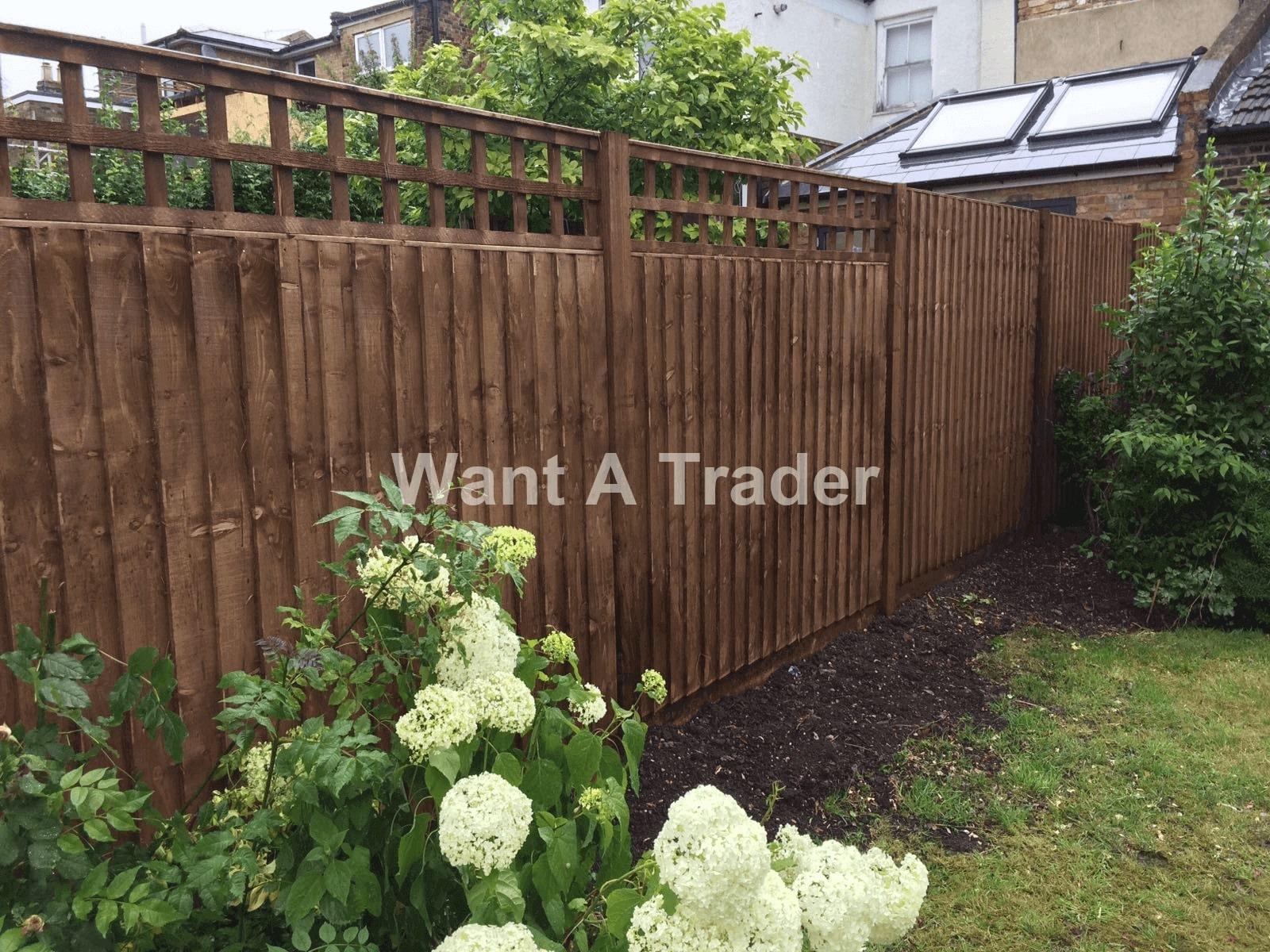 Garden Fence Builder Lee SE12