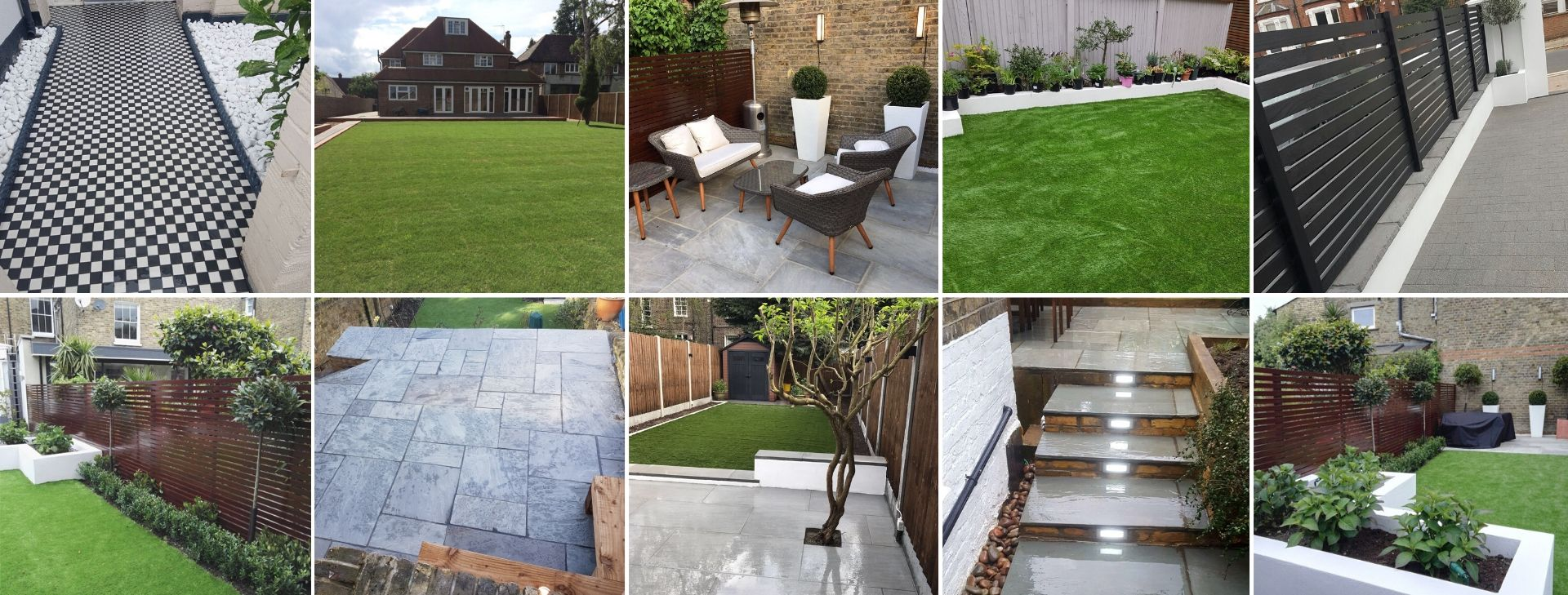 Linking you with the leading landscaping companies in Lee SE12