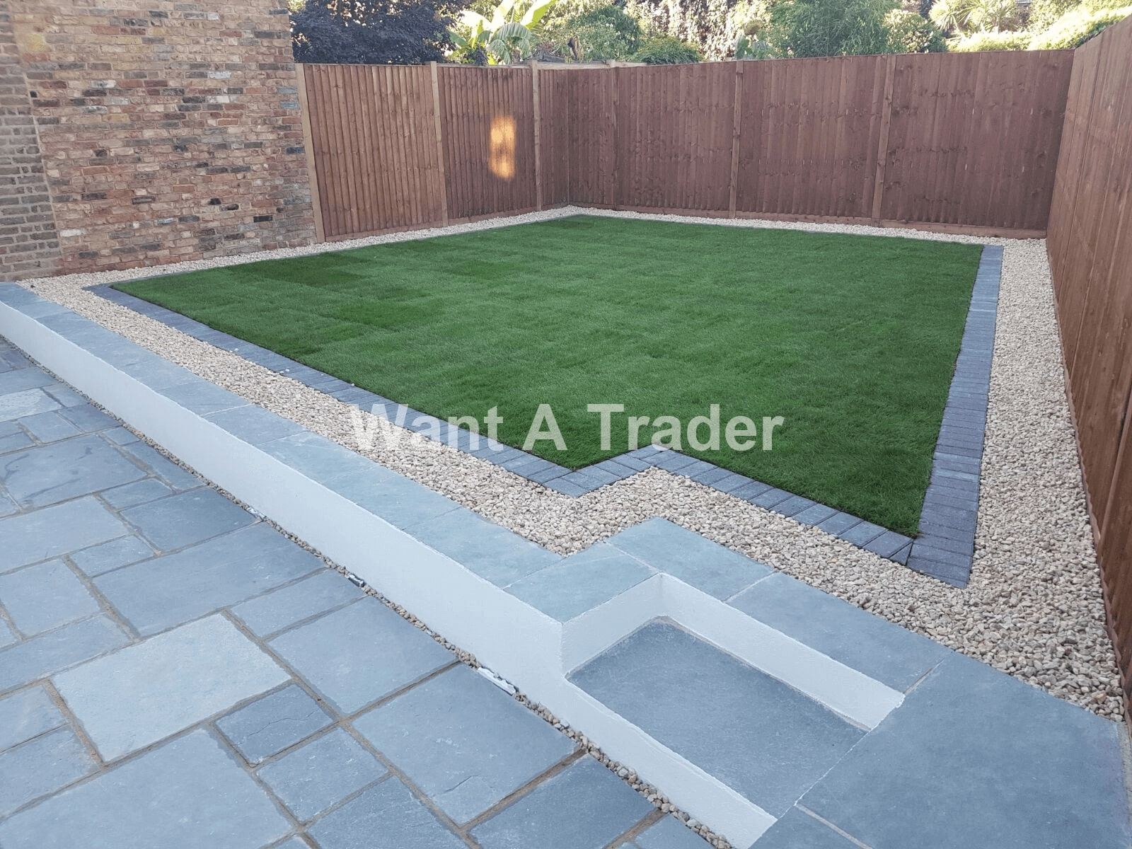 Garden Lawns And Turfing Contractor Lee SE12