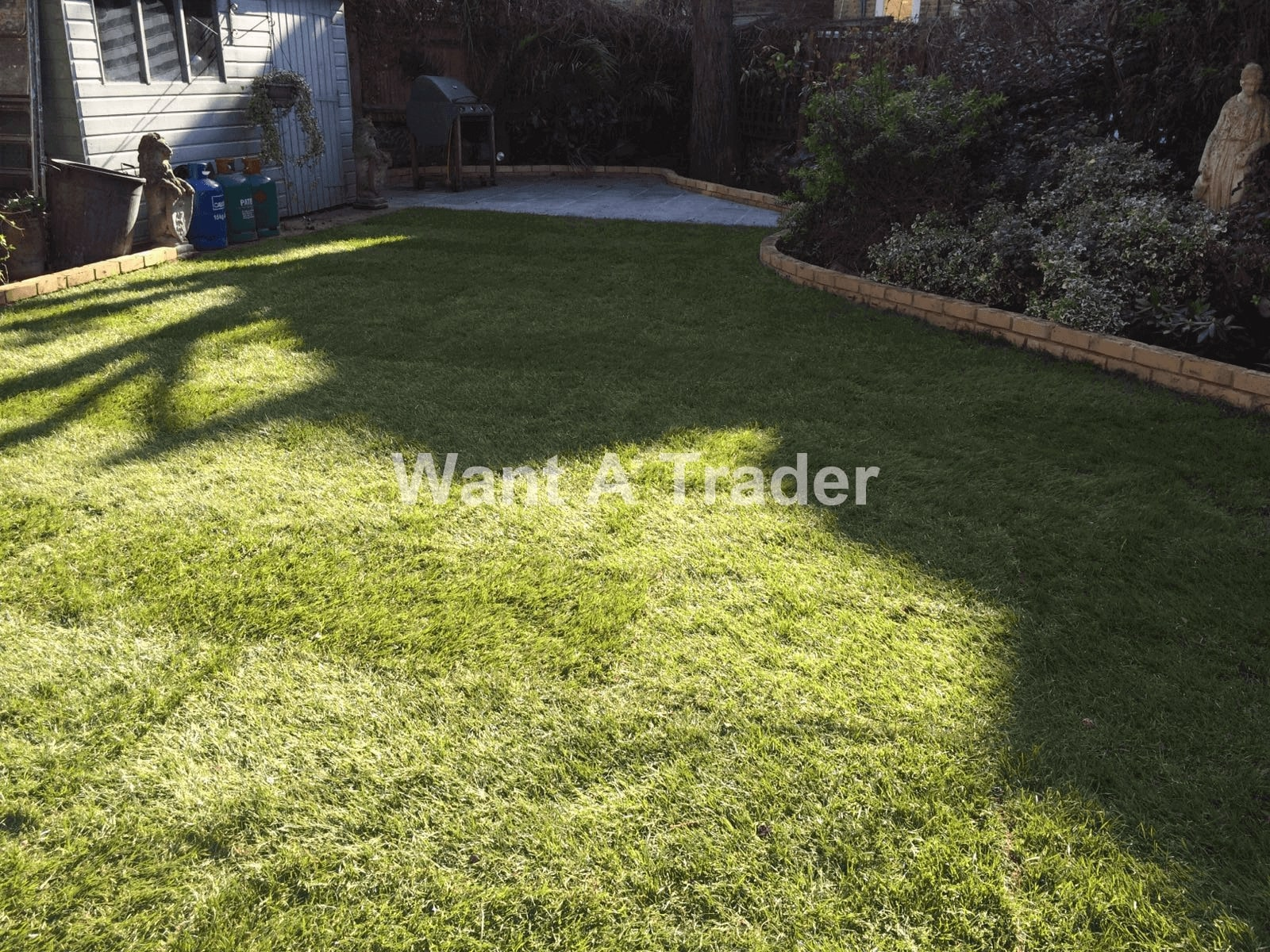 Garden Lawns And Turfing Lee SE12