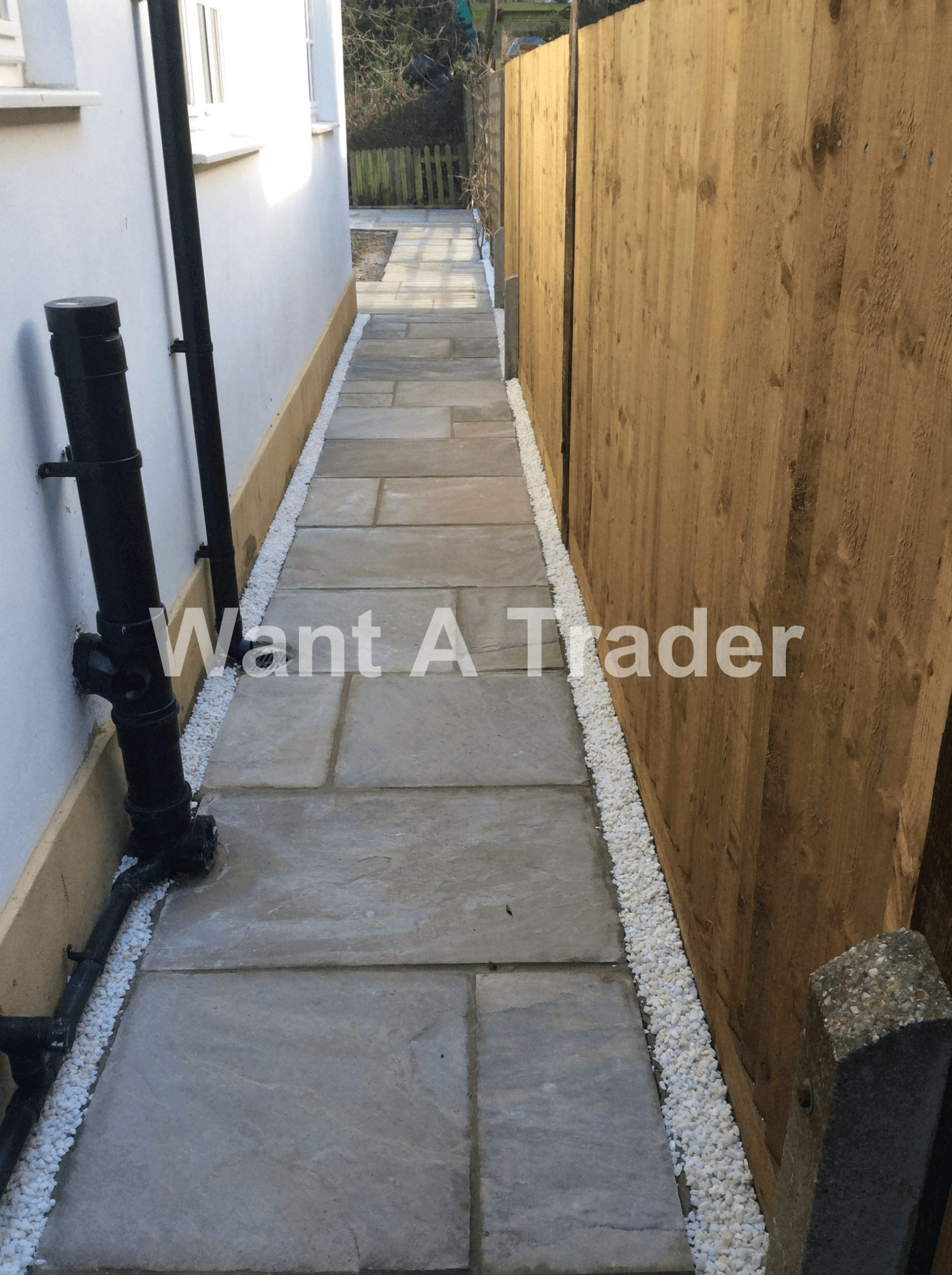 Garden Path and Pathway Design and Installation Contractor Lee SE12