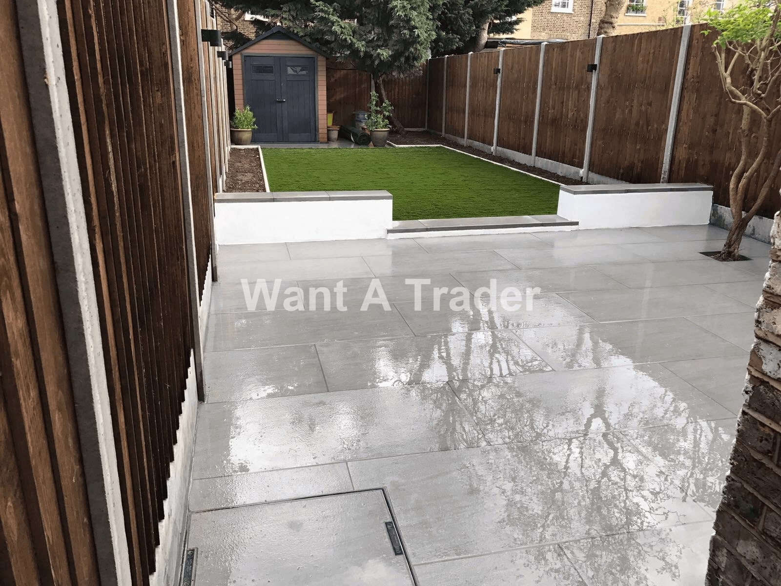 Garden Patio Paving Contractor Lee SE12