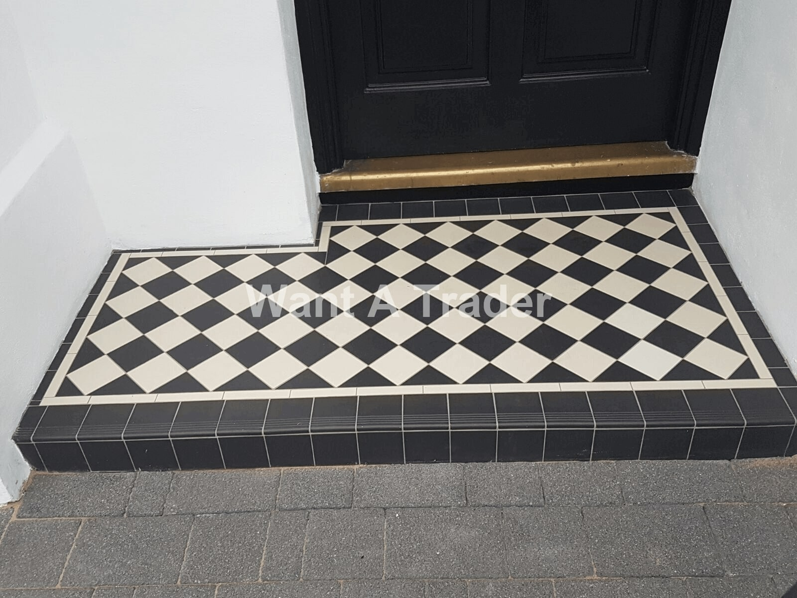 Victorian Garden Step Design and Installation Company Lee SE12