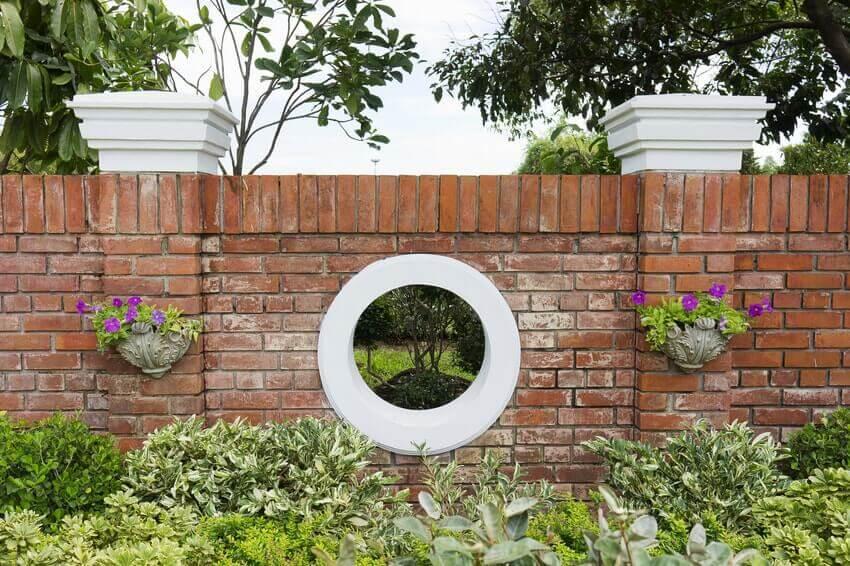 Garden Brick Wall Builders Lee SE12